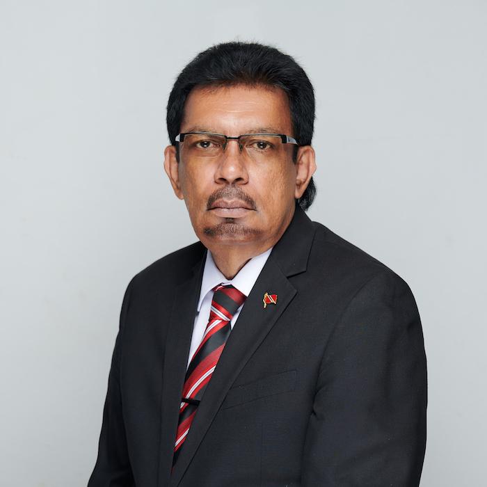 Senator the Honourable Kazim Hosein Preview Image