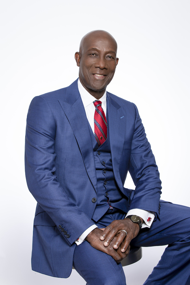 Dr. Keith Rowley Preview Image