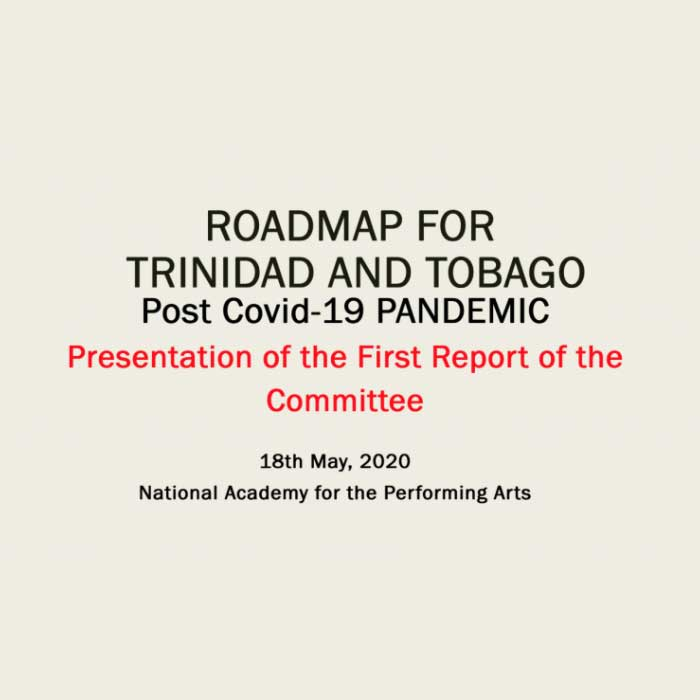 Roadmap for Trinidad and Tobago Post Covid-19 Pandemic Preview Image