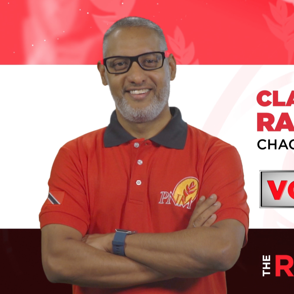 Candidate Profile – Clarence Rambharat – Chaguanas East Preview Image